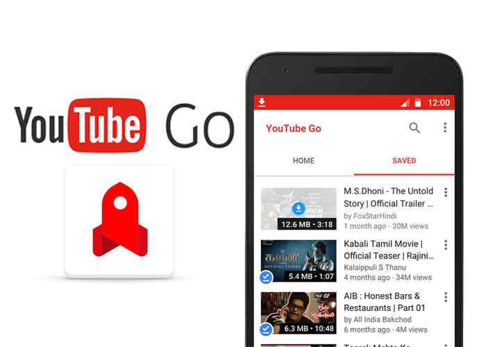 Cómo descargar vídeosen YouTube Go