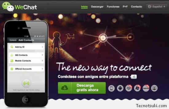 Cómo Registrarse en Webchat