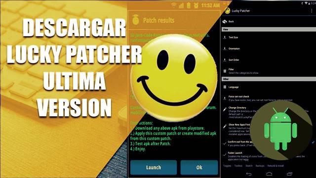 cómo descargar lucky patcher