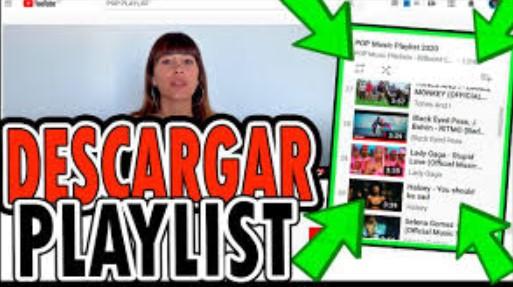 Cómo descargar playlist de Youtube