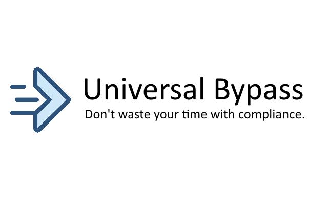Universal bypass